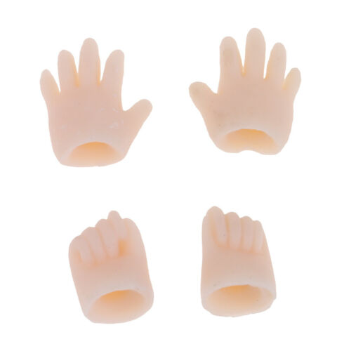 Movable Nude Parts Joints for 14cm OB11 Doll Custom Kids Body Painting Model
