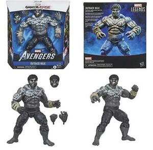 Marvel-Legends-6-034-gamerverse-Outback-Hulk-Avengers-Spiel-exklusive-Vorbestellung