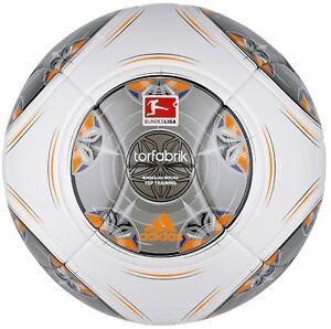Fußball Adidas Torfabrik Top Training Junior Größe 4 [Bundesliga 2013-2014]