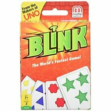 Mattel Games T5931 Blink Card Game The Worlds Fastest