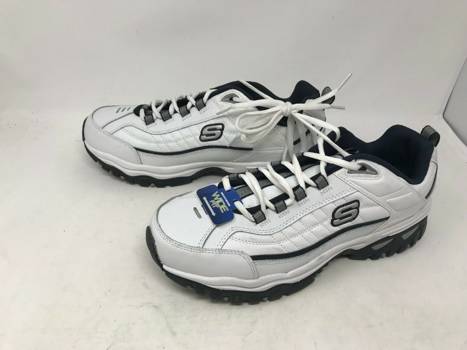 Mens Skechers (50081EW) ENERGY AFTER BURN Training sneakers Wides (21H-i)