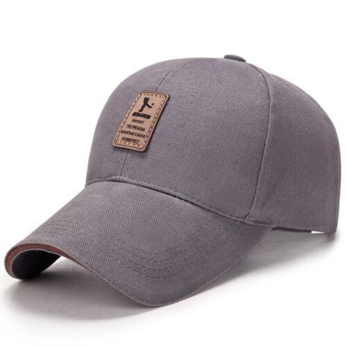 Men/'s Adjustable Baseball Cap Casual Leisure Hats Hip-Hop Boy Snapback Hat Caps