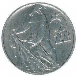 Polen-5-Zloty-1960-A46129