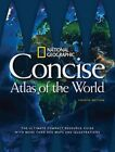 National Geographic Concise Atlas of the World, 4th Edition by National Geographic (Paperback, 2016)