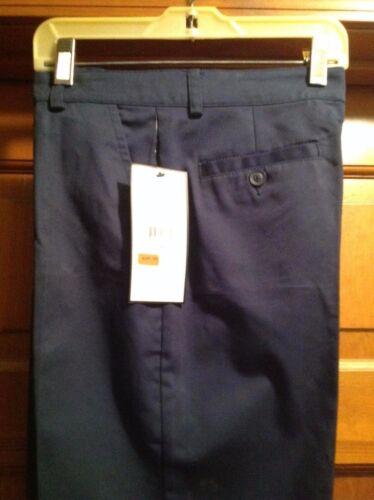 Size  M NWT Boys  Slazenger Navy Uniform//Dress Pants Slacks 10