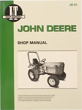 Shop Manual Jd61 Fits John Deere 655 755 756 855 856 955