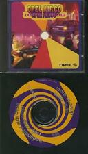 OPEL AIRCO DRIVE IN  DISCO PROMO CD Wild Cherry Jacksons Trammps Tina Charles