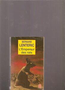 L-039-Empereur-des-rats-tome-1-de-Lenteric-B-Livre-d-039-occasion