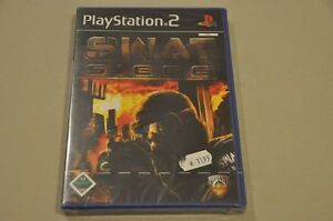 Playstation-2-Spiel-SWAT-Siege-komplett-Deutsch-PS2-Neu-OVP