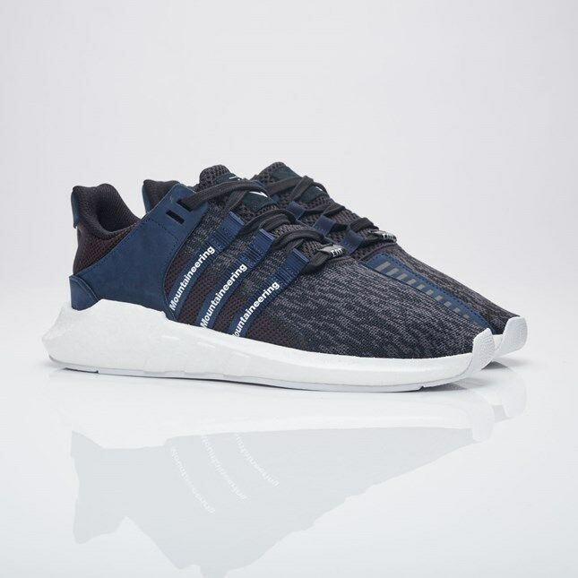 Adidas x White Mountaineering EQT Future Boost PK BB3127 Collegiate Navy US 4.5