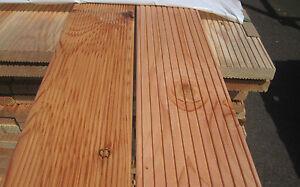 Das Bild Wird Geladen 25 M Douglasie 2 Wahl Terrassendielen Komplettset Set