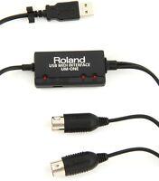Roland Um-one (1x1 Usb Midi Interface) on sale