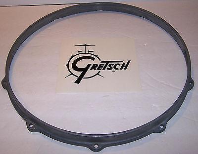"""Gretsch Part Die Cast Hoop Snare Side 14/"""" 10-Hole Hoop"""