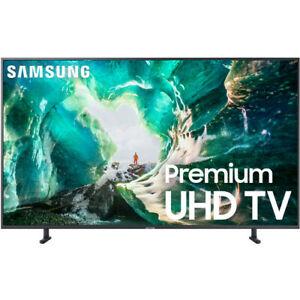 128b7100786 Samsung UN65RU8000 FLAT 65   4K UHD 8 Series Smart TV (2019 ...