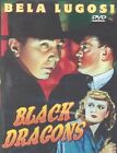 Black Dragons 0089218409799 With Bela Lugosi DVD Region 1