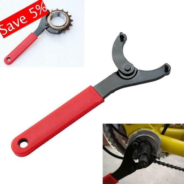 Bike Bottom Bracket Wrench Bicycle Repair Tool Crank Set Lock Ring Spanner