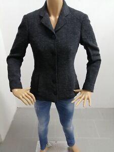 Giacca-DOLCE-amp-GABBANA-Donna-Taglia-Size-40-Jacket-Woman-Veste-Femme-Lana-7540