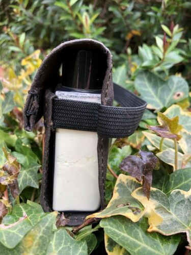 Camping CONTAINERS INCLUDED Waxed Cotton Container wallet Bushcraft
