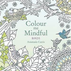 Colour-me-Mindful-Birds-Adult-Colouring-Art-Therapy-50-BEAUTIFFULL-DRAWINGS