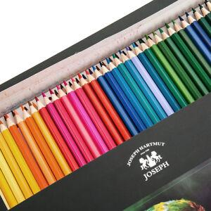 72 colores Lápices de aceite dibujo Art Sketch Drawing Artist Series No tóxico