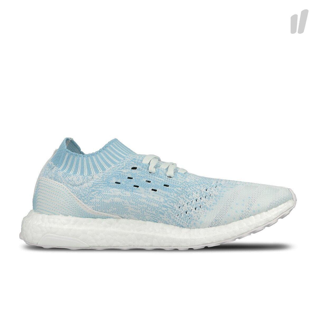 NEW Adidas Parley Ocean Ultra Boost Uncaged Weiß   ICEY Blau CP9686  - Limited