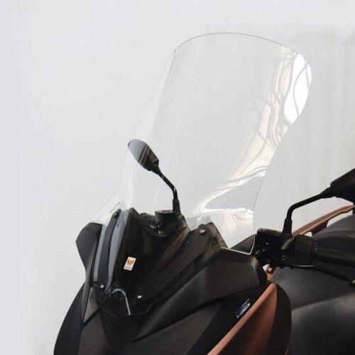 ISOTTA Windschutzscheibe mit Erweiterung SC3430-A/333 Yamaha x-max 300 abs 2017
