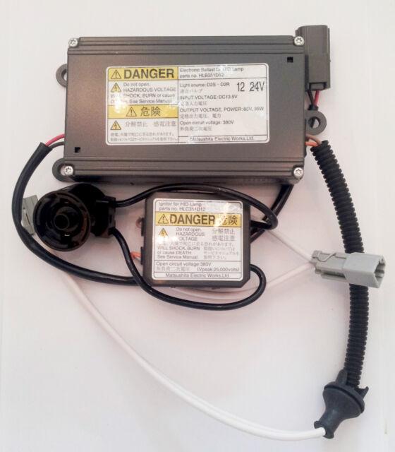 Factory Correct OEM Acura TL TLS RL Ballast Ignitor HID 99