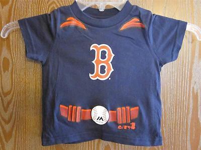 Trendmarkierung New-minor-flaw Boston Red Sox Kleinkind 12 Months Home Run Hero Hemd 36lr Dinge FüR Die Menschen Bequem Machen Sport