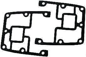 New Marine Adapter Cover Gasket Replaces OMC 329828 Sierra 18-1205