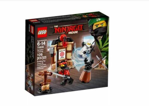 Free Shipping Lego Ninjago Spinjitzu Training 70606