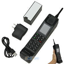 New Black Classic Old Vintage Brick Cell Phone GSM 900/1800/1900MHz US Shipping