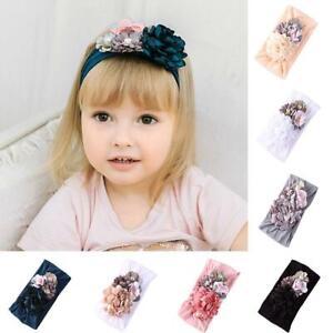 Baby-Headband-Floral-Girl-Elastic-Hairband-Photography-Hair-Accessories