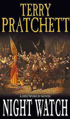 1 of 1 - Night Watch: (Discworld Novel 29) by Terry Pratchett (Paperback, 2003)