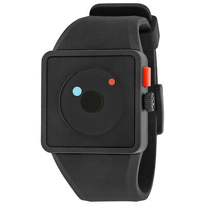 Nixon Newton Black Dial Polycarbonate Mens Watch A116000
