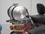 1//4 NPT 2.0 Gallon 8x10 Center Fill Spun Aluminum Gas Tank Go Kart Racing