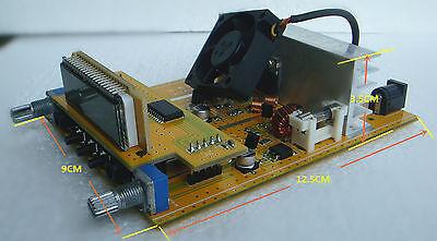 ST-7C PCB 1W/7W FM Transmitter Stereo PLL Broadcast Radio Station 76~108MHz