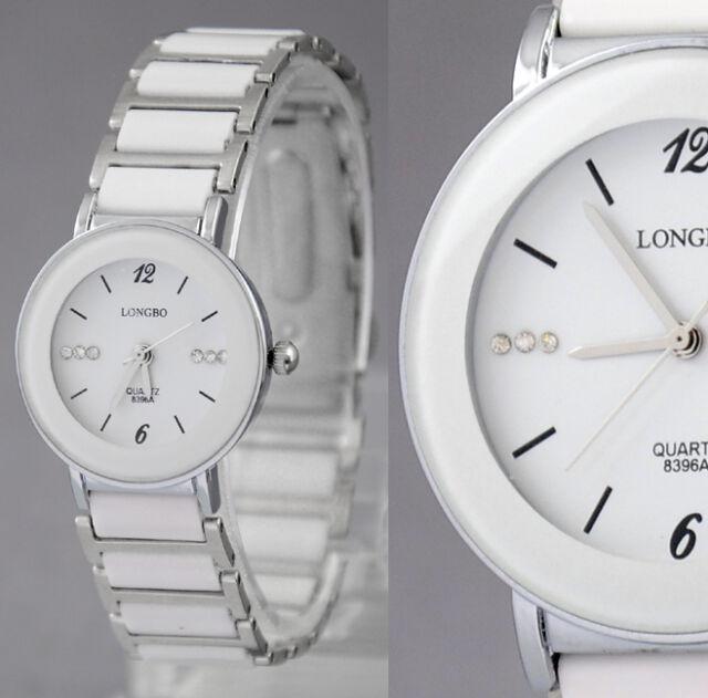 New White Lady Women's Quartz Casual Wrist Watch Elegant Vogue