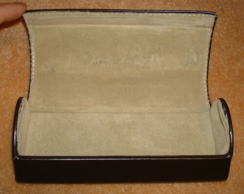f3d606e0dcd 2 of 3 ANNE KLEIN AK EYEGLASSES Case Pouch Eye Glasses Cover Travel Hard  CASE New York