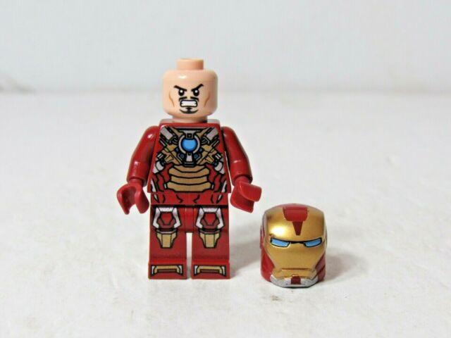 Lego Marvel Super Heroes Iron Man Heart Breaker Mark 17 ...