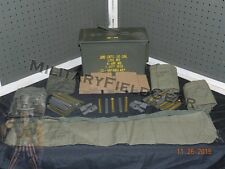 50cal Ammo Can Stripper Clip Storage Bundle Kit Strippers Bandoliers .223 / 5.56