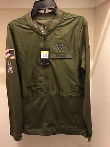 Nike Men s Houston Texans Sideline Elite Salute To Service FZ Jacket ... 15c238010