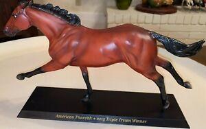 breyer traditional horse american pharoah