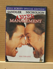 DVD - Anger Management (2003/ Full Screen/ Special Edition)