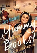 CARA NICOLETTI: Yummy Books! - Gebundene Ausgabe in neuwertigem Zustand