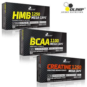 HMB-BCAA-AMINO-ACIDS-CREATINE-MONOHYDRATE-Powerful-Muscle-Growth-Combo-Set