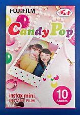 FUJIFILM INSTAX mini Film CANDY POP 1 Film  für 10 Fotos