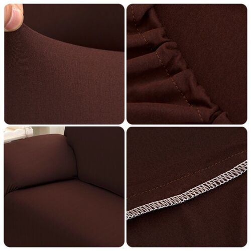 1 2 3 4  Seaters Stretch Sofa Covers Sectional Couch Cover Slipcover Protector
