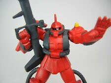 "Gundam Gashapon M.S.Selection 9 ""MS-06R-2 J.R Custom ZAKU"" Figure BANDAI"