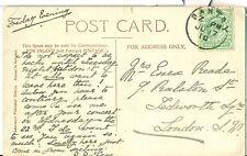 Ireland Irlande Eire 1910 Bantry house County Cork post card carte postale