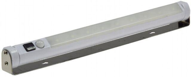 Chilitec LED Lichtleiste mit Bewegungsmelder kabellos kaltweiß batteriebetrieben